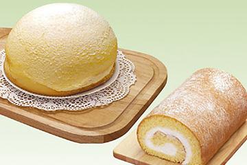 童夢チーズケーキ